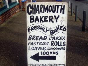 Charmouth Bakery
