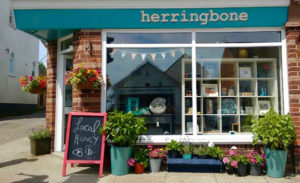 Herringbone shop