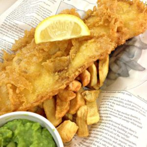 Charmouth Fish & chip takeaway & restaurant