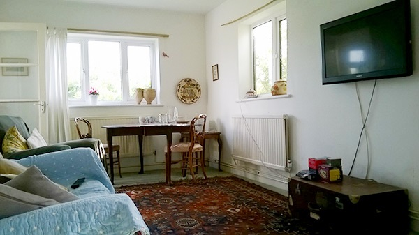 Charmouth Family Room