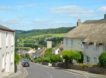Charmouth Village