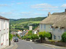 Charmouth Village