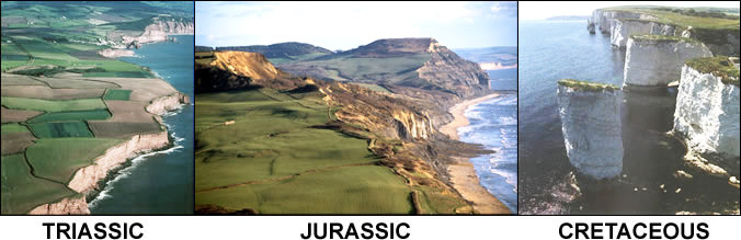 Jurassic Coast 3 cliffs
