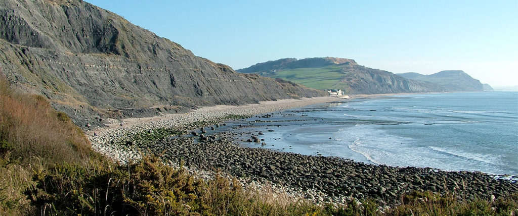 Charmouth west beach venue
