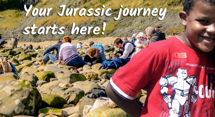 Your Jurassic journey starts here