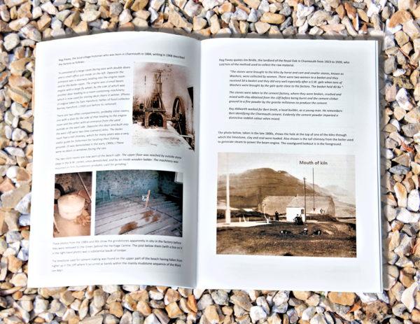 CHCC History book inside
